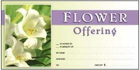 Easter Flower Offering Envelope Item # 9449 Starting at  Size & Fit Guide
